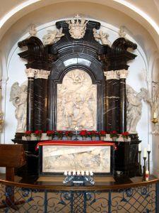 St. Boniface Crypt, Fulda Cathedral