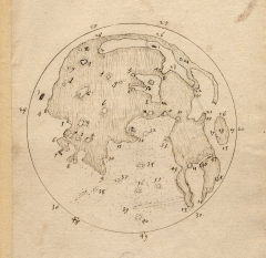Harriot Lunar Map