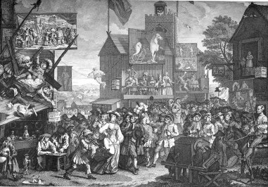 Hogarth-Southwark-Fair-1734