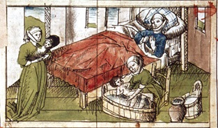 Birth of Catherine of Siena