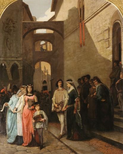 Le nozze di Buondelmonte
