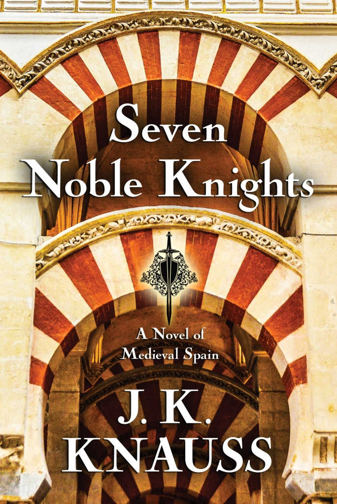 Seven Noble Knights book cover