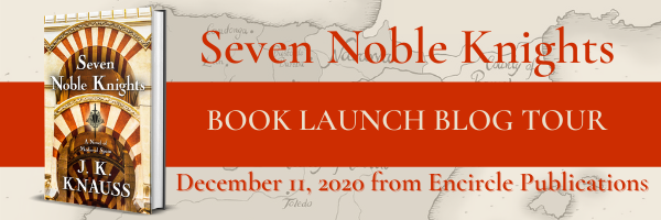Seven Noble Knight book launch